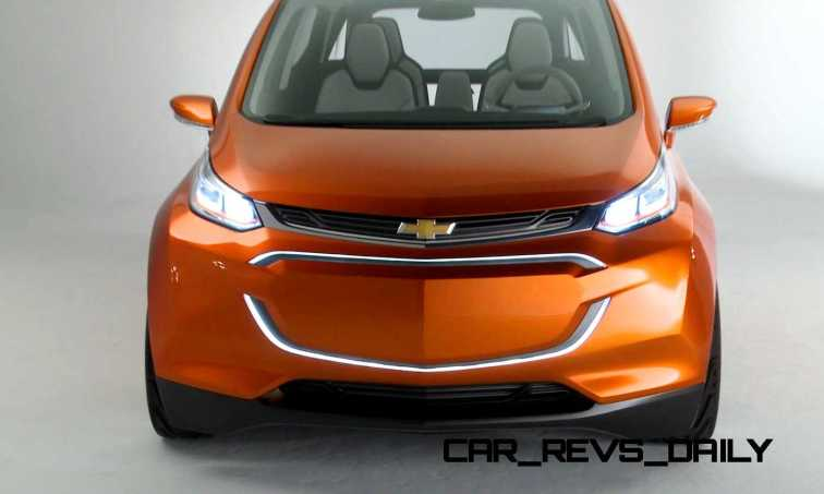 2015 Chevrolet BOLT EV Concept 2