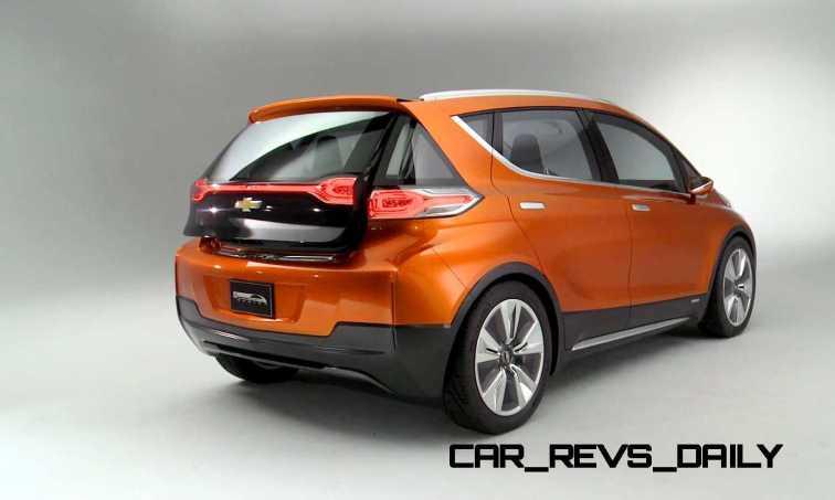 2015 Chevrolet BOLT EV Concept 7