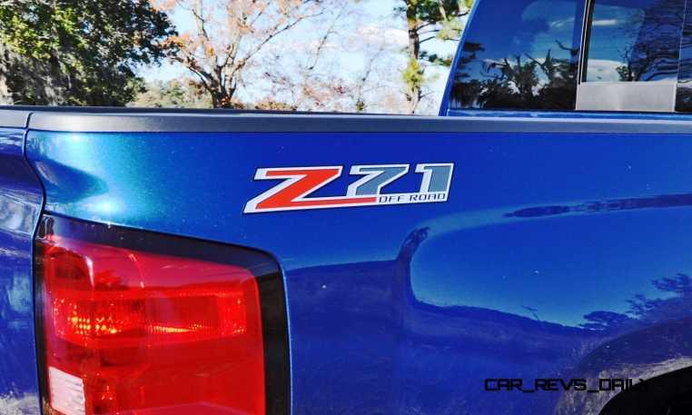 2015 Chevrolet Silverado 1500 Z71 50