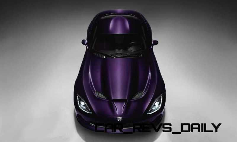 2015 Dodge Viper COLORS 141