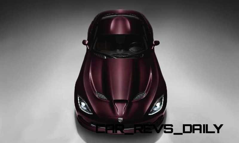 2015 Dodge Viper COLORS 144