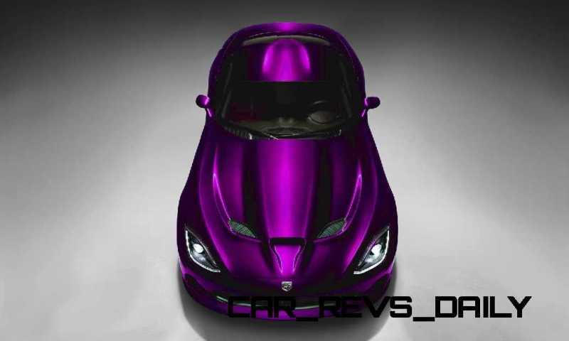 2015 Dodge Viper COLORS 161