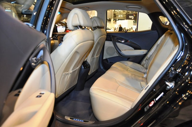 2015 Hyundai Azera LEDs 1