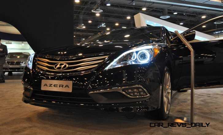 2015 Hyundai Azera LEDs 15