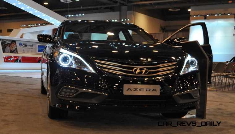 2015 Hyundai Azera LEDs 5