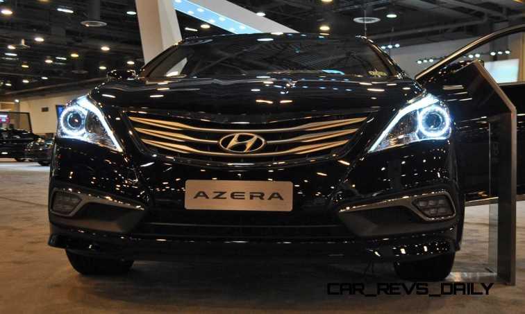 2015 Hyundai Azera LEDs 9