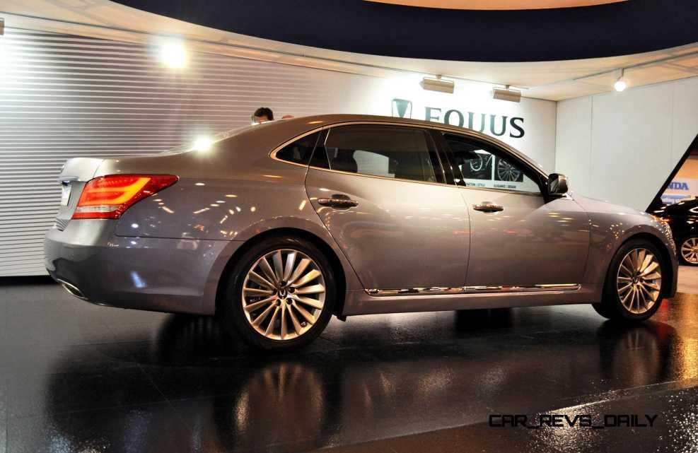 2015 Hyundai Equus 17