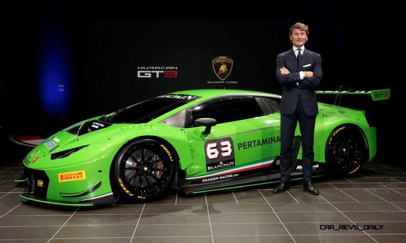 2015 Lamborghini Huracan GT3 1