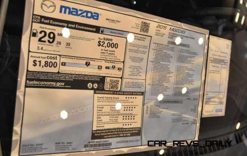 2015 Mazda3 Ti Edition 9