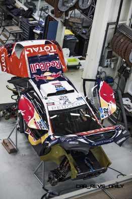 Team Peugeot Total - Lifestyle