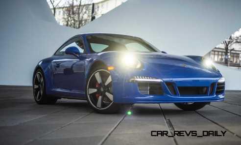 2015 Porsche 911 GTS Club Coupe 8