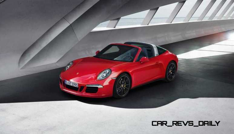 2015 Porsche 911 Targa 4 GTS 51