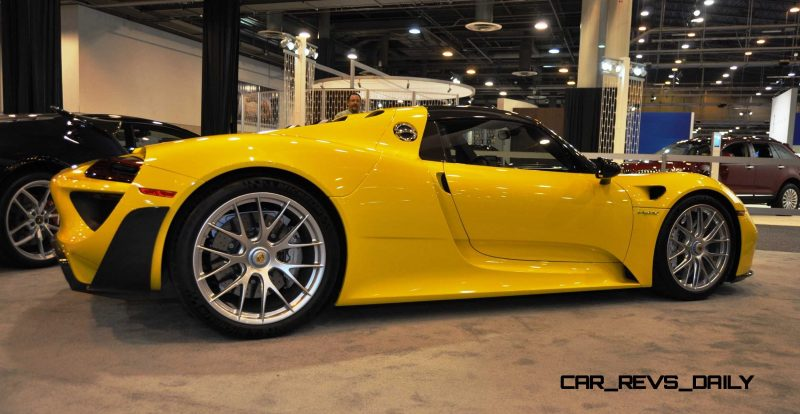 2015 Porsche 918 Spyder Weissach Package with XPEL Paint Protection 10