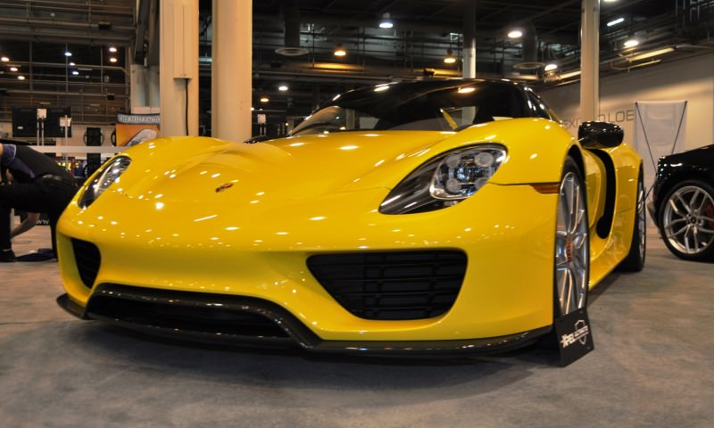 2015 Porsche 918 Spyder Weissach Package with XPEL Paint Protection 19