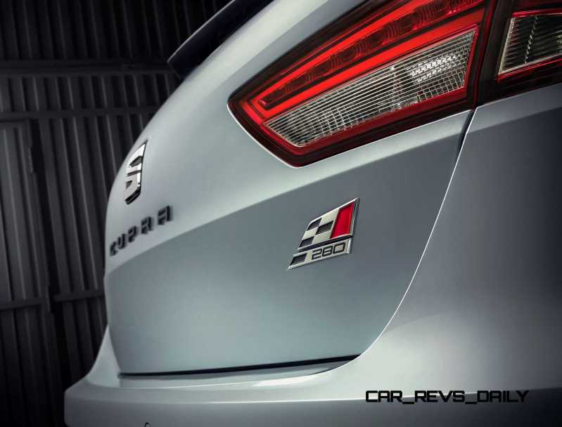 2015 SEAT Leon ST Cupra Dynamic Grey 9
