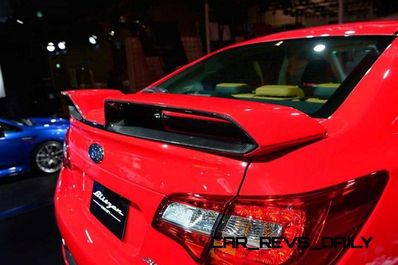 2015 Subaru Legacy B4 BLITZEN Concept 16
