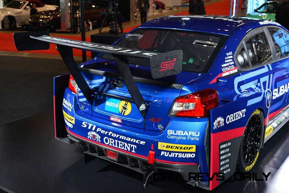 2015 Subaru WRX STi NBR Challenge 9