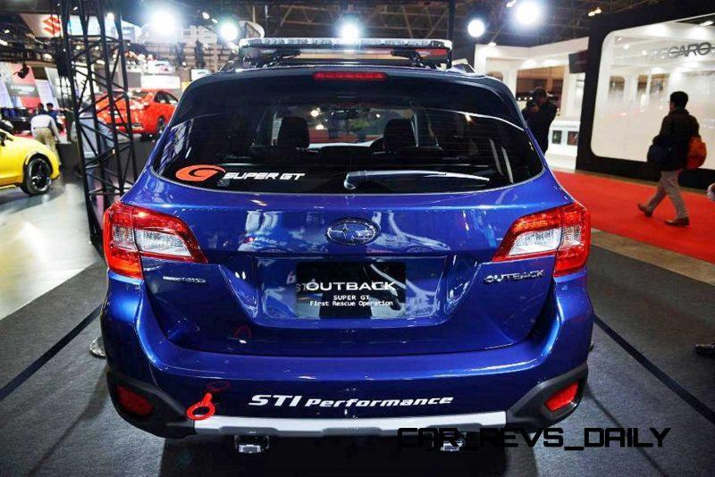 2015 Subaru WRX STi Rally Racecars 15