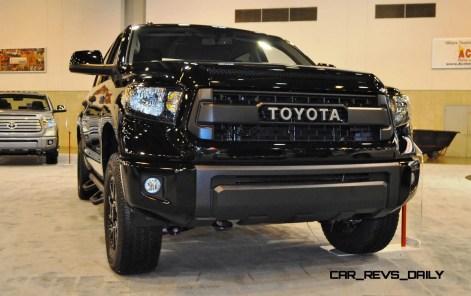2015 Toyota Tundra TRD Pro 1
