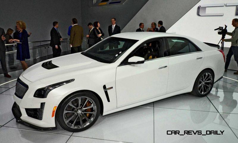 2016 Cadillac CTS-V and ATS-V NAIAS 4 copy