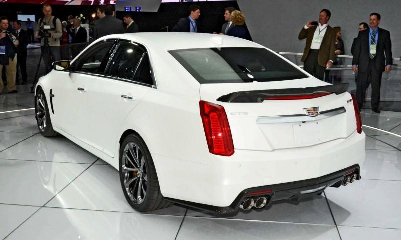 2016 Cadillac CTS-V and ATS-V NAIAS 9 copy