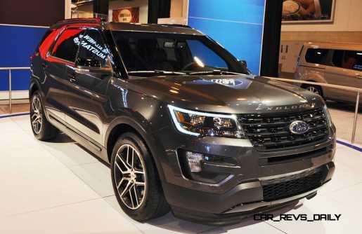 2016 Ford Explorer Sport 10
