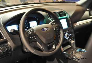 2016 Ford Explorer Sport 17