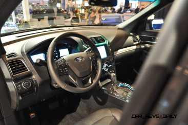 2016 Ford Explorer Sport 18