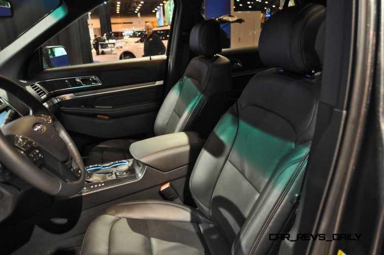 2016 Ford Explorer Sport 19