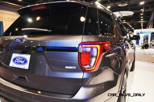 2016 Ford Explorer Sport 27
