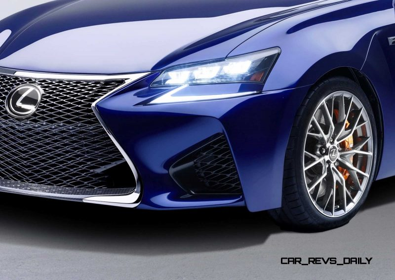 2016 Lexus GSF 12