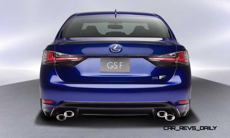 2016 Lexus GSF 15
