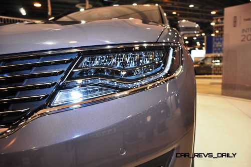 2016 Lincoln MKX 24