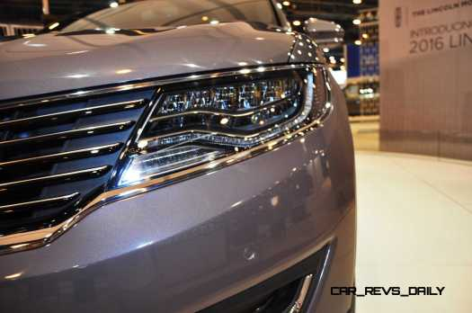 2016 Lincoln MKX 27