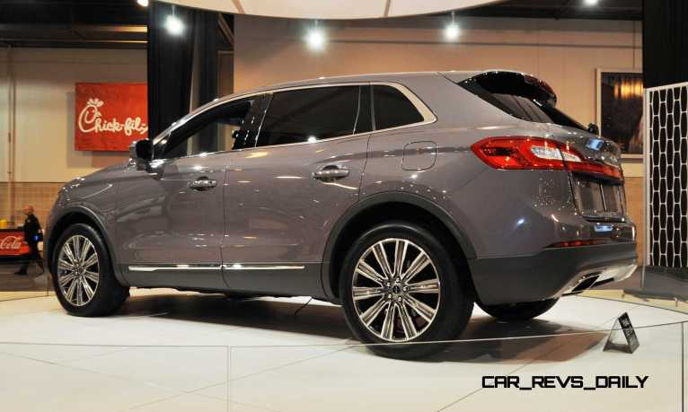 2016 Lincoln MKX 3
