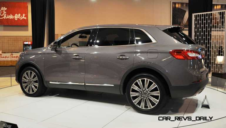 2016 Lincoln MKX 4