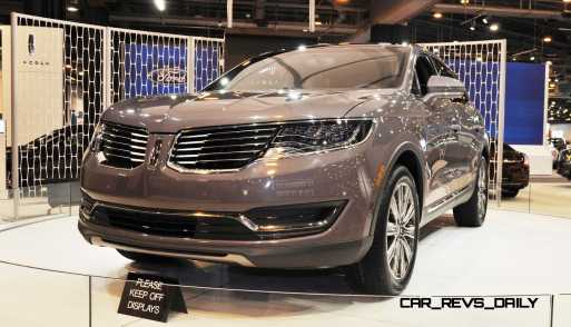 2016 Lincoln MKX 8