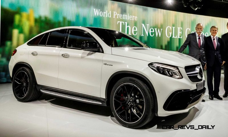 2016 Mercedes AMG GLE63 Coupe