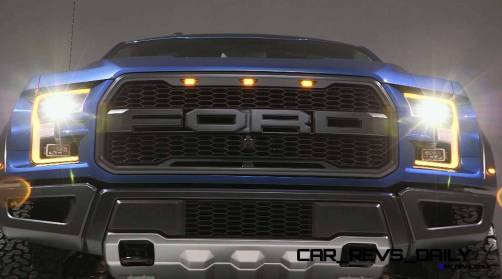 2017 Ford F-150 RAPTOR Studio Stills 4