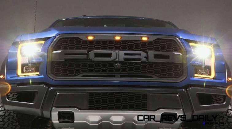 2017 Ford F-150 RAPTOR Studio Stills 5