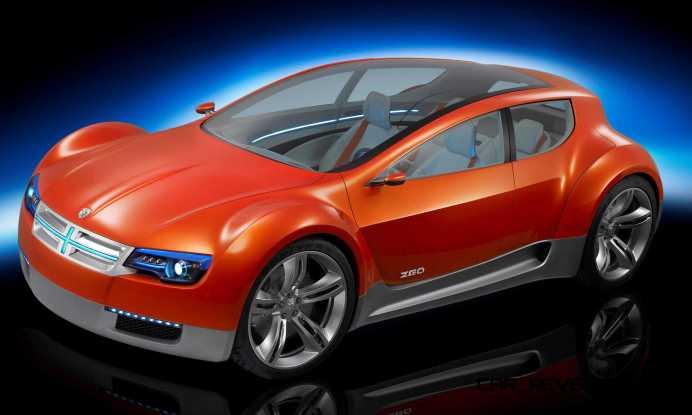 Concept Flashback - 2008 Dodge ZEO 2