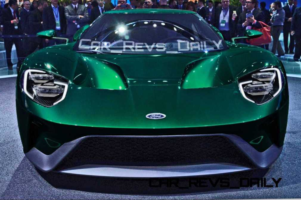 Ford GT Colors 1