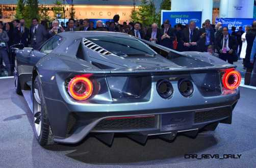 Ford GT Colors 17