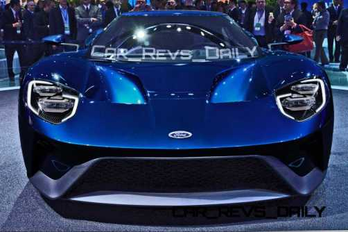Ford GT Colors 3