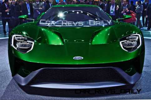 Ford GT Colors 5