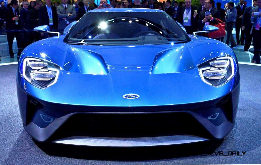 Ford GT Colors 6