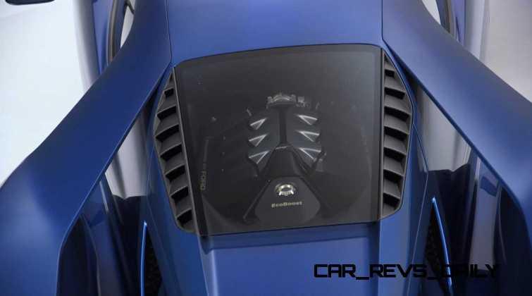 Ford GT Hypercar Video Stills 26