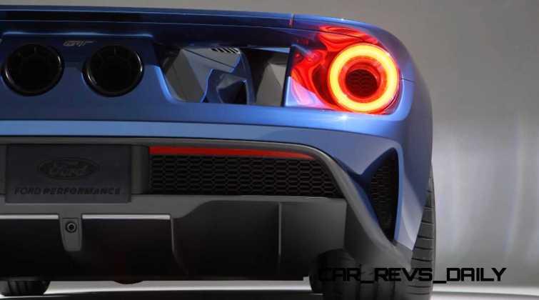 Ford GT Hypercar Video Stills 34
