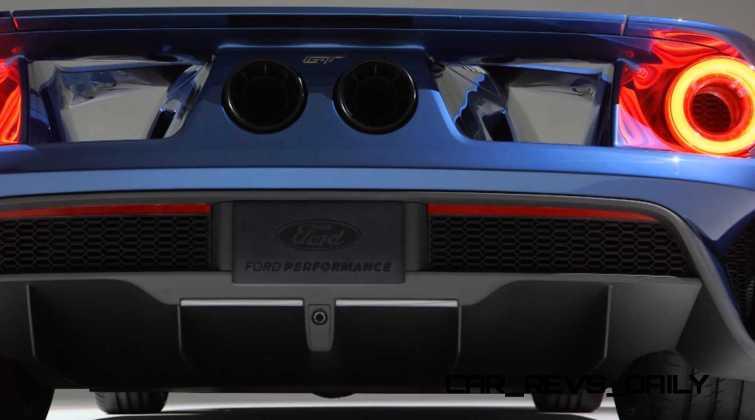 Ford GT Hypercar Video Stills 35
