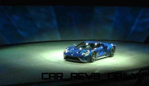Ford GT Hypercar Video Stills 41